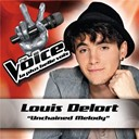 Louis Delort - Unchained melody - the voice : la plus belle voix