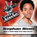Stephan Rizon - With a  little help from my friends - the voice : la plus belle voix