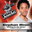 Stephan Rizon - Rolling in the deep - the voice : la plus belle voix