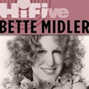 Bette Midler - Rhino hi-five: bette midler