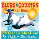 Brenda Lee / Buckwheat Zydeco / Charlie Daniels / Faith Hill / Jimmy Witherspoon / Maria Muldaur / Mflp Players / Randy Travis / Rita Coolidge / Taj Mahal - Music for little people 25th anniversary blues and country for kids