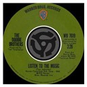 The Doobie Brothers - Listen to the music / toulouse street (digital 45)