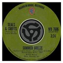 Seals & Crofts - Summer breeze / east of ginger trees (digital 45)