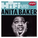 Anita Baker - Rhino hi-five: anita baker