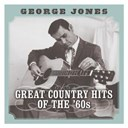George Jones - Great country hits of the 60's