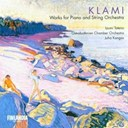 Izumi Tateno - Klami : works for piano and string orchestra