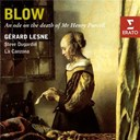 Gérard Lesne - Blow:  an ode on the death of mr. henry purcell etc.