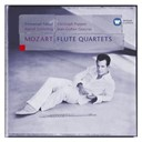 Emmanuel Pahud - Mozart: quartets for flute, violin, viola &amp; cello