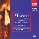 Orchestre Academy Of St. Martin In The Fields / Sir Neville Marriner - Mozart: symphonies nos. 40 & 41 'jupiter'