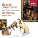 Sir Andrew Davis - Handel : messiah highlights