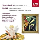 John Ogdon - Shostakovich & bartok:piano concertos/sonata for 2 pianos & percussion