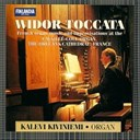 Kalevi Kiviniemi - Widor: toccata (- french organ music & improvisations)