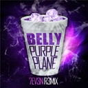 Belly - Purple plane - single (7ev3n r3m1x)