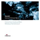Nikolaus Harnoncourt - Handel : concerti grossi op.3  -  elatus