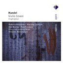 Nikolaus Harnoncourt - Handel : giulio cesare in egitto (highlights)  -  apex