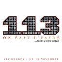 113 - On sait l'faire