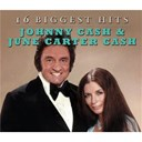 Johnny Cash / June Carter Cash - 16 biggest hits : johnny cash & june carter cash