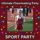 Slumber Girlz U Rock - Ultimate cheerleading party (sport party)