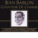 Jean Sablon - Chanteur de charme