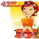 The New Musical Cast - 42nd street - the musical