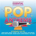 Compilation - Essential Pop Anthems:  Classic 80s, 90s and Current Chart Hits