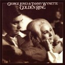 George Jones / Tammy Wynette - Golden ring
