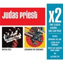 Judas Priest - X2 (british steel/screaming for vengeance)