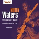 Muddy Waters - Hard day blues, vol. 2