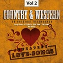 Bill Anderson / Don Gibson / Ernie Ashworth / George Jones / Hank Snow / Hank Williams / Jim Reeves / Johnny Cash / Kitty Wells / Margie Singleton / Marion Worth / Marty Robbins / Marvin Rainwater / Merle Kilgore / Roy Drusky / Sonny James / The Browns / The Everly Brothers - Country & western, vol. 2
