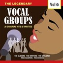 "Carmen Taylor & The Boleros / The Ames Brothers / The Chords / The Clovers / The Coasters ""The Robins"" / The Cookies / The Crescendos / The Del-Larks / The Diamonds / The Drifters / The Gaylords / The Platters / The Playboys / The Superiors - The legendary vocal groups, vol. 6"