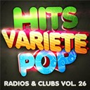 Hits Variété Pop - Hits variété pop vol. 26 (top radios & clubs)