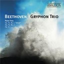 "The Gryphon Trio - Beethoven: piano trios op. 70 no. 1 ""ghost"" & no. 2; op. 11"