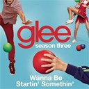 Glee Cast - Wanna be startin' somethin' (glee cast version)