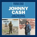 Johnny Cash - Ride this train/ragged old flag