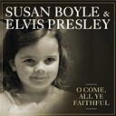 "Elvis Presley ""The King"" / Susan Boyle - O come, all ye faithful"