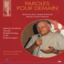 Laurent Voulzy - Paroles pour demain