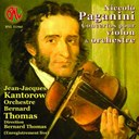 Bernard Thomas / Jean-Jacques Kantorow / Orchestre Bernard Thomas - Paganini: concertos pour violon