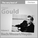 Glenn Gould - Bach : concerto brandebourgeois no. 5 - mozart : concerto pour piano no. 24 - haydn : sonate pour piano