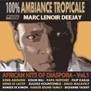 Denis Di Lactif / Filip Kadja / King Agoussi / Marc Lenoir / Papa Notchet / Ramses De Kimon / Soum Bill - 100% ambiance tropicale (african hits of diaspora, vol. 1)