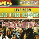 Bat'ker / Clif Azor / David Louisin / Fenoamby / Frédéric Joron / Mamo / Nova / Tistou / Titi Exotik - Live 2009 : levé d'rido des 20 ans (feat. manyan)