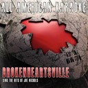 All American Karaoke - Brokenheartsville (karaoke version) (the hits of joe nichols)