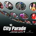 Peter Luts - City parade: love is the message