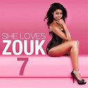 5lan / Aycee Jordan / B. Sky / Elizio / Jean-Michel Rotin / Kaysha / Loony Johnson / Lynnsha / Margie / Soumia / Vanda May - She loves zouk, vol. 7 (sushiraw)