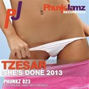 Tzesar - She's done 2013 (original mix)
