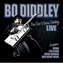 Bo Diddley - You don't know diddley (live)