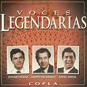 Antonio Molina / Juanito Valderrama / Rafael Farina - Voces Legendarias (Copla)