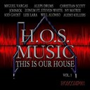 Aleps Drums / Audio Killers / Christian Scott / Johnick / Kid Ghost / Lex Lara / Miguel Vargas / Ny Matrix / Will Alonso / Zonum - This is our house, vol. 1