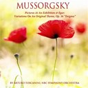 "Arturo Toscanini / Nbc Symphony Orchestra - Mussorgsky: pictures at an exhibition - elgar: variations on an original theme, op. 36 - ""enigma"""