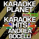 A-Type Player - Karaoke hits andrea bocelli (karaoke version)