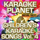 A-Type Player - Children's karaoke songs , vol. 4 (karaoke version)